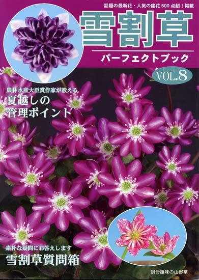 Buch Hepatica-Leberblümchen-Japanisch-Vol. 8-0